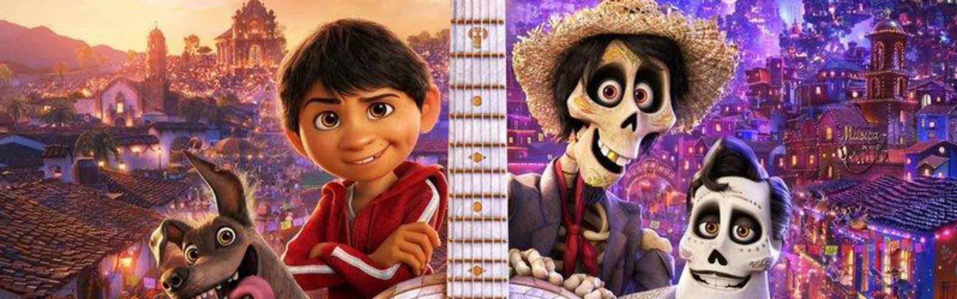 """Cine: """"Coco"""""""