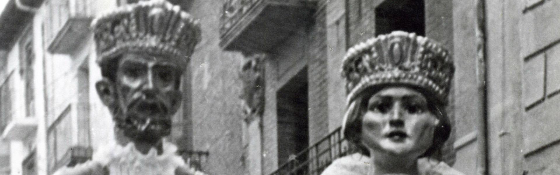 """Erakusketa:  """"100  años  de  Gigantes  y  Cabezudos"""""""