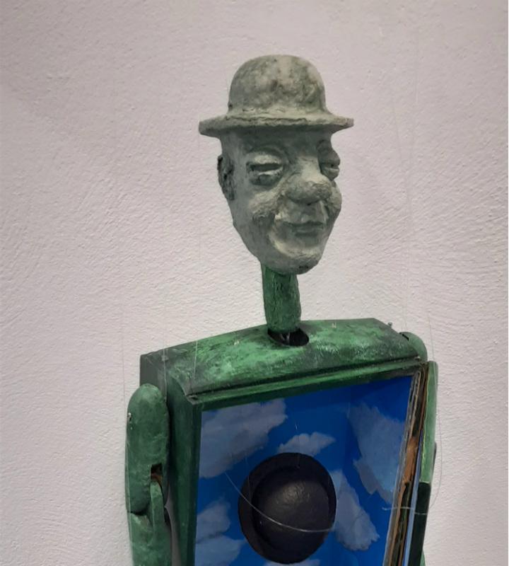 """Erakusketa: """"Sueño de Marionetas"""""""