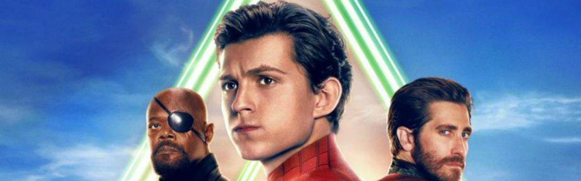 """Zinea: """"Spider-man lejos de casa"""""""