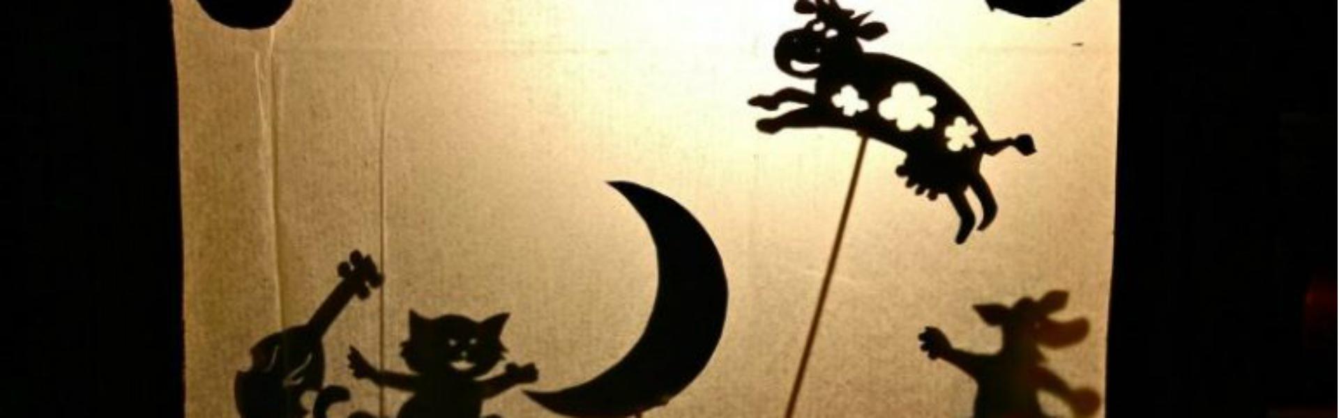 Taller de teatro de sombras online