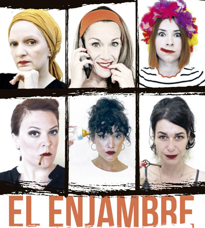 """Teatro """"El enjambre"""""""